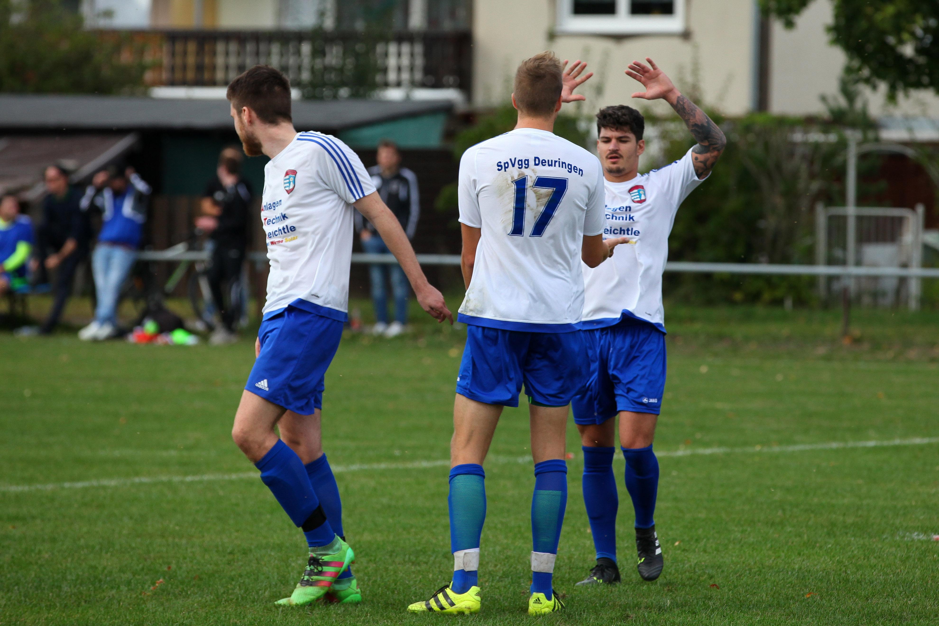 Deuringen gewinnt Spitzenspiel gegen Oberhausen