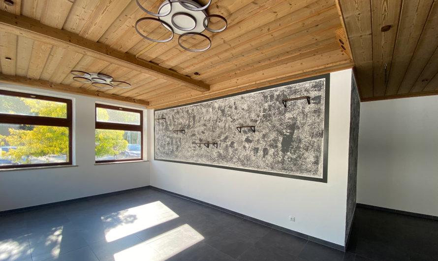 Bildergalerie: Großer Fortschritt in der Waldgaststätte